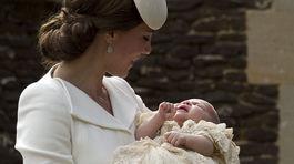 Krsty kráľovských potomkov - ktorej mame to pristalo najviac?