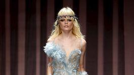 Atelier Versace - couture - Paríž - jeseň-zima 2015