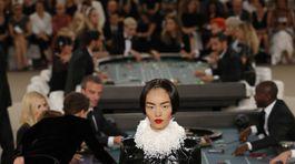 Chanel - Haute Couture - jeseň-zima 2015 - Paríž