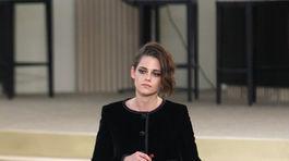 Chanel - Haute Couture - jeseň-zima 2015 - Paríž - Kristen Stewart