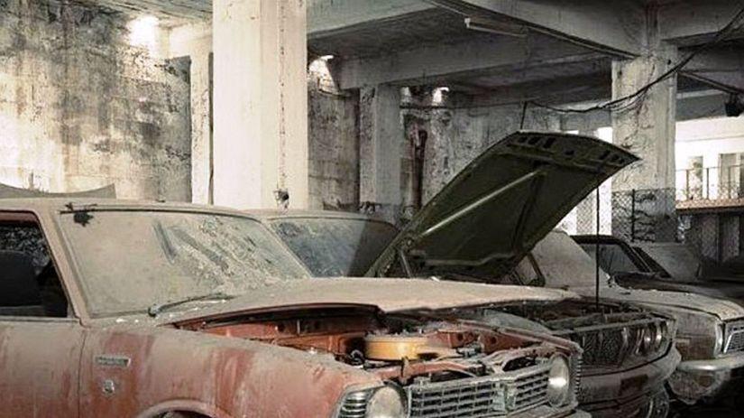 Cyprus - zabudnuté dílerstvo Toyoty