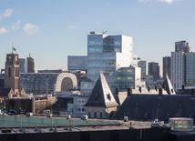 Rotterdam, radnica, budovy