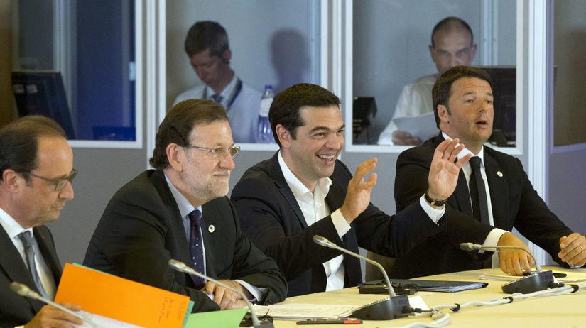Tsipras, summit