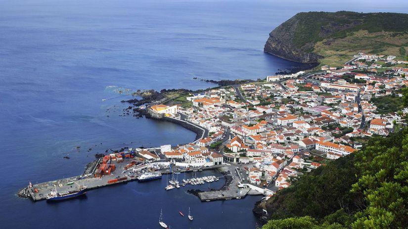 Azory, more, letovisko, Azorské ostrovy, leto,...