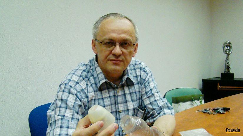 bioplast, Pavol Alexy, vedec