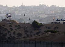 izrael, pasmo gazy