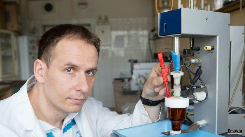 Ľubomír Švorc, vedec roka