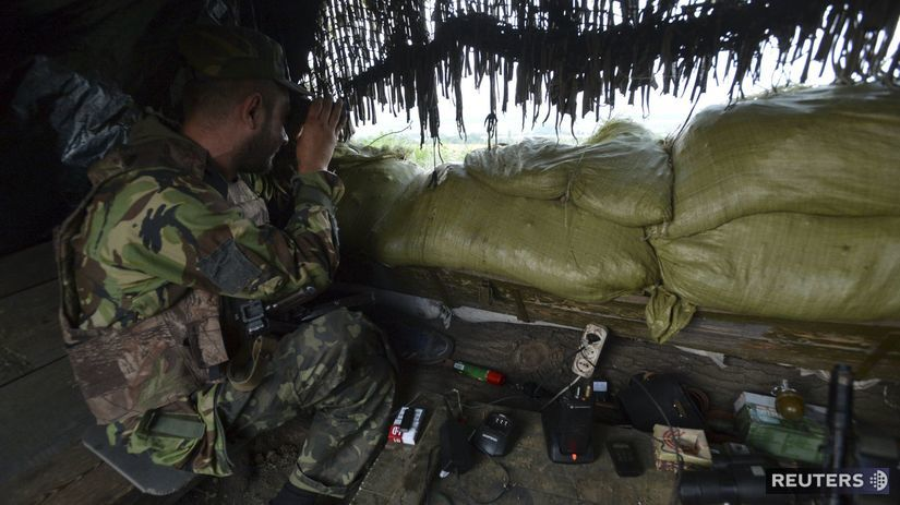 Ukrajina, armáda, vojak