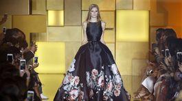 Elie Saab Haute Couture - Paríž - jeseň-zima 2015/2016
