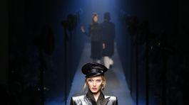 Jean-Paul Gaultier Haute Couture - Paríž - jeseň-zima 2015/2016