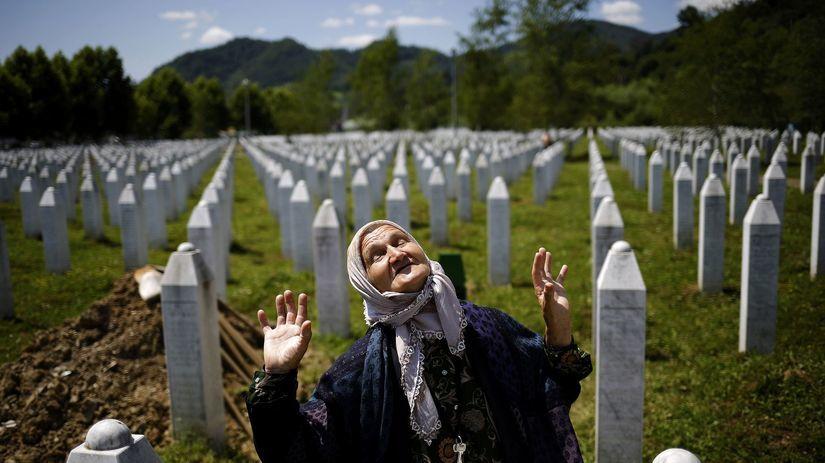 Bosna, Srebrenica
