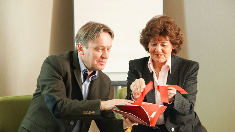 Marián Hatala, MUDr. Angelika Bátorová