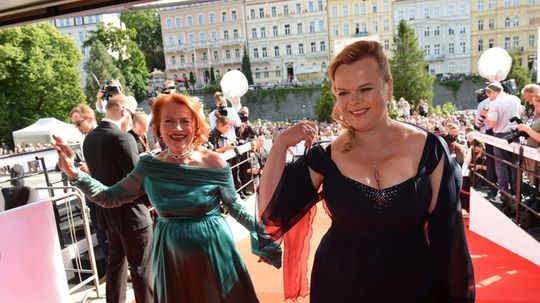 Iva Janžurová (vľavo) a dcéra Sabina Remundová