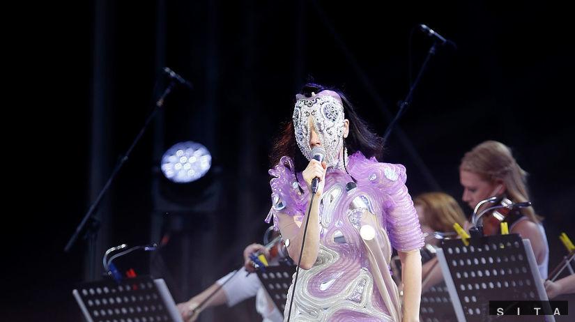 POHODA 2015: Björk