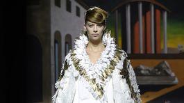 Fendi Haute Couture - Paríž - kolekcia jeseň-zima 2015/2016.