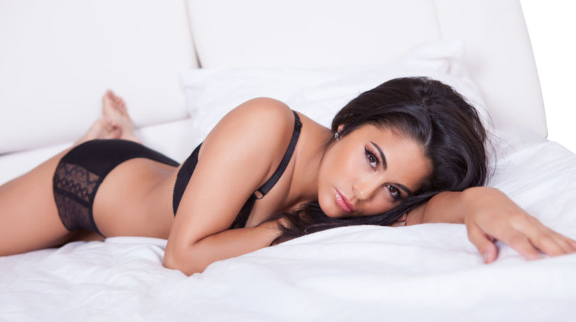 sexy žena, príťažlivosť, sexualita