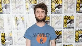 Na Comic Con-e v San Diegu sa objavil aj Daniel Radcliffe.