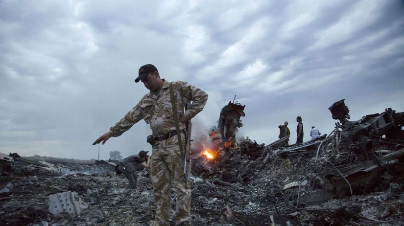 MH17, zostrelenie, lietadlo, trosky, vyšetrovanie
