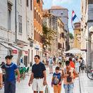 chorvátsko, zadar, leto, dovolenka