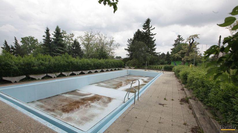 Iuventa, Budkova 2, bazen, kupalisko