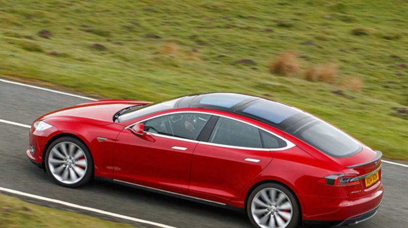 Tesla S P90D Ludicrous