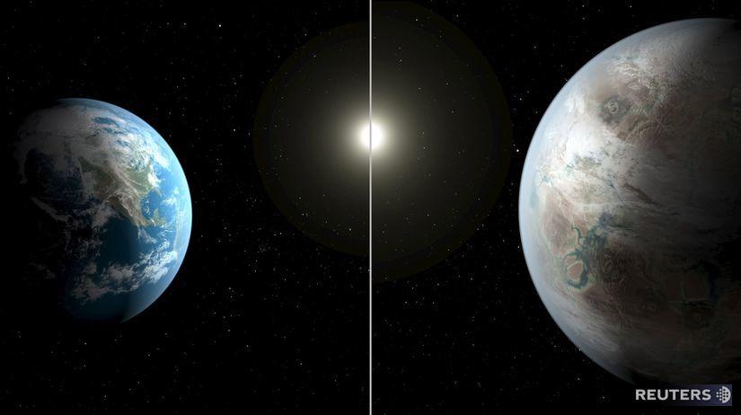 NASA, exoplanéta