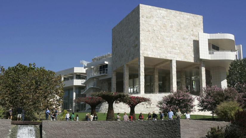 Gettyho múzeum