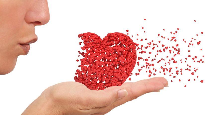 láska, problém, vzťah, rozchod