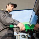 tankovanie , benzínová pumpa,