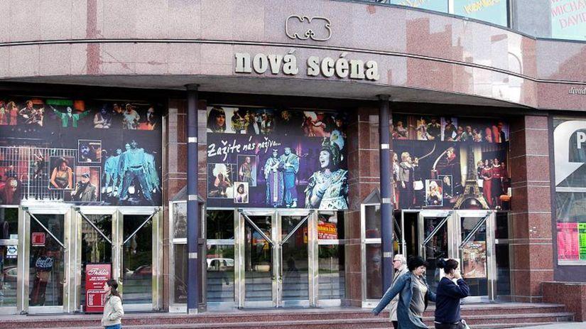 Divadlo Nová scéna.