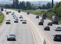 diaľnica, D1, autá