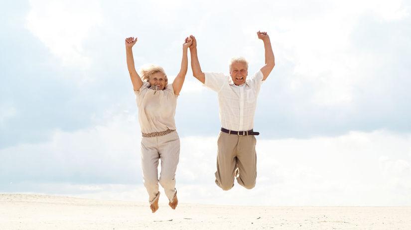 dôchodci, seniori, ľudia, zdravie