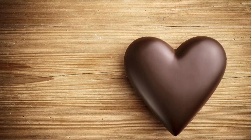 tmavá čokoláda, horká čokoláda