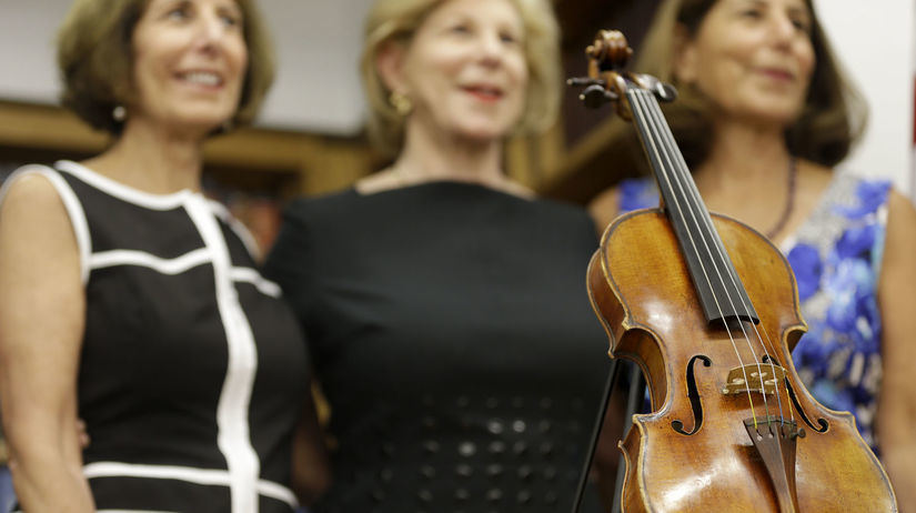 Stradivárky Romana Totenberga.