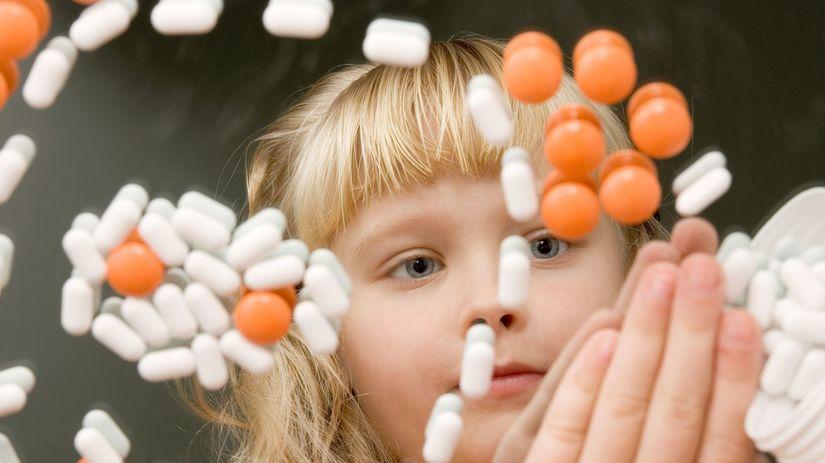 dieťa, otrava, liek, chemikálie