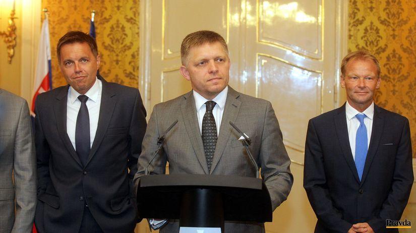 Kažimír, Fico, Hudák