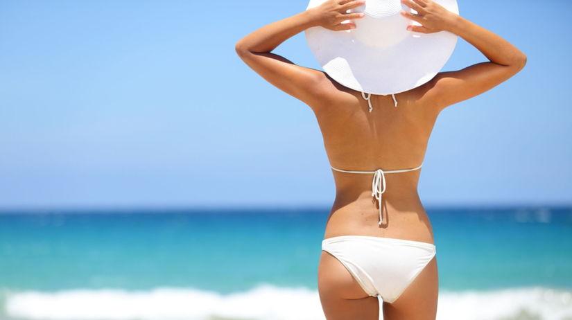 pláž, leto, dovolenka