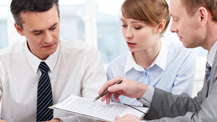 manažér, zmluva, podpis, závet, poistenie, ľudia