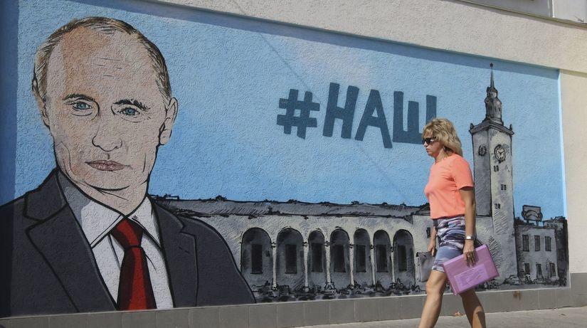 Krym, Vladimir Putin
