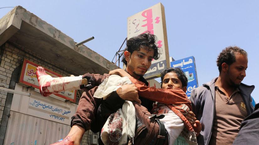 Jemen, vojna, dieťa