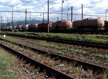 Vrútky, koľaje, železnica