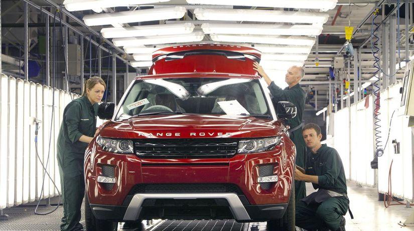 Range Rover, automobilka,
