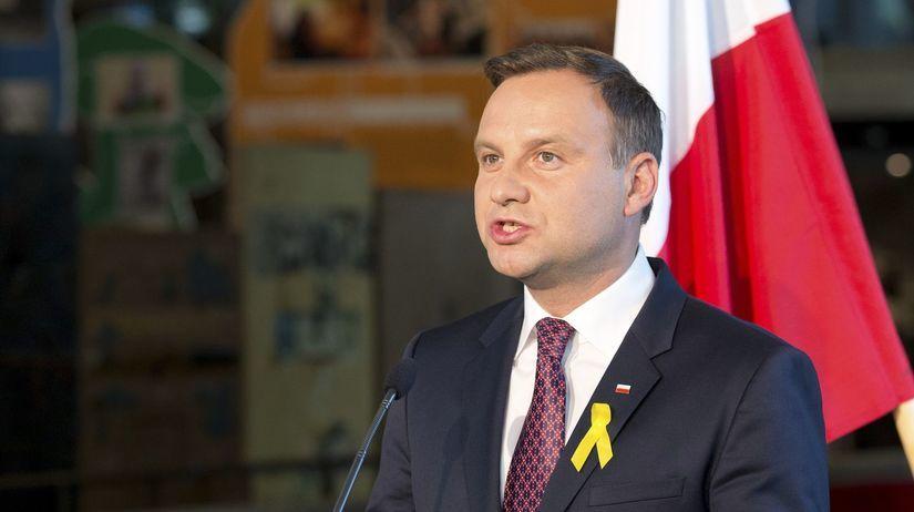 polsko, estonsko, Andrzej Duda