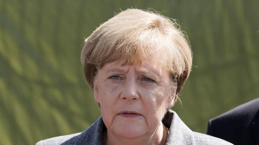 Nemecko, utečenci, Merkelová