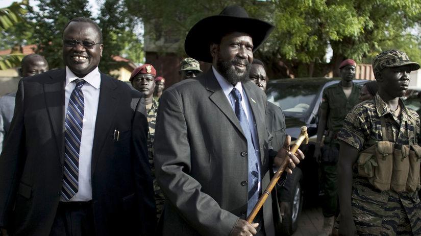 Južný Sudán