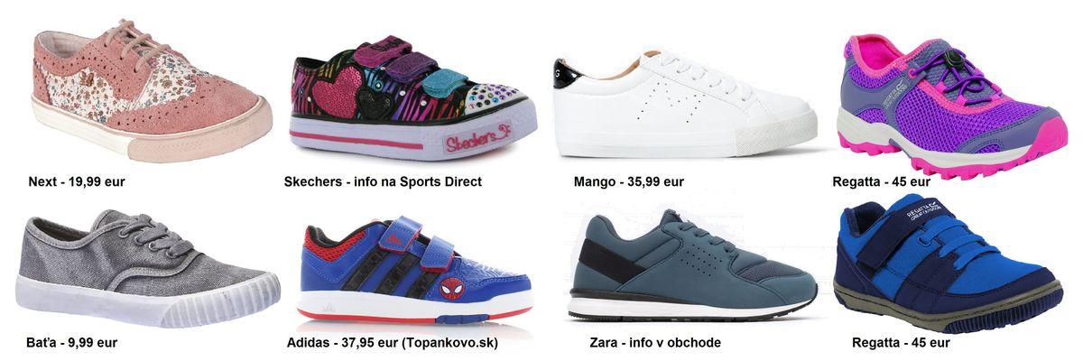 a6617081fa42 Detská obuv na všemožné príležitosti - 35 tipov