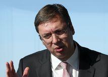 srbsko, premiér, srbský premiér, alexander vučič, aleksandar vucic,