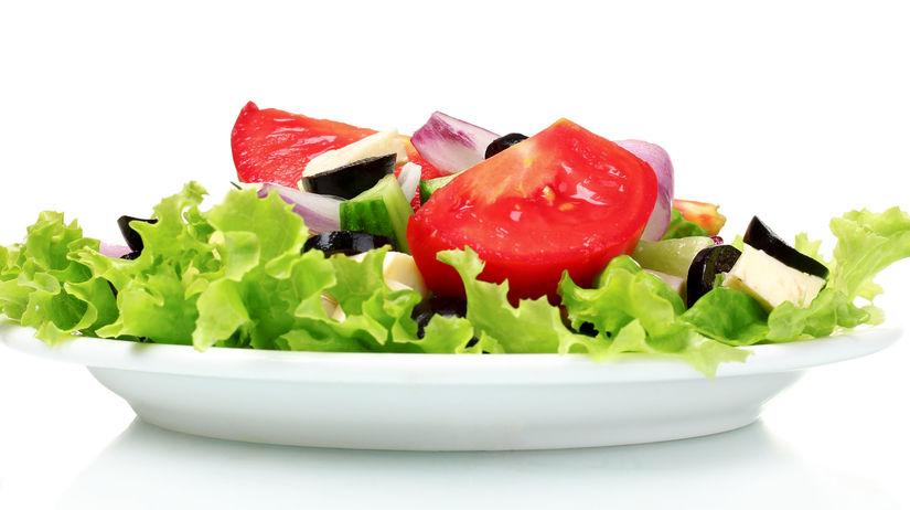 zelenina, šalát
