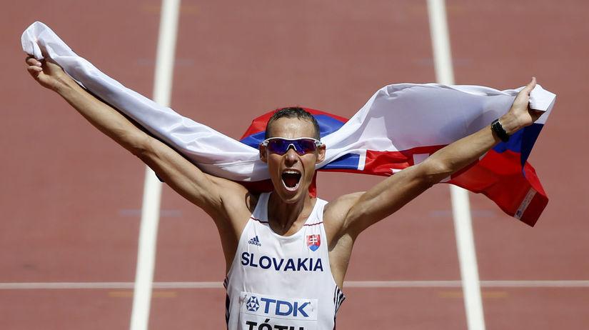 MS v atletike, Peking, Matej Tóth
