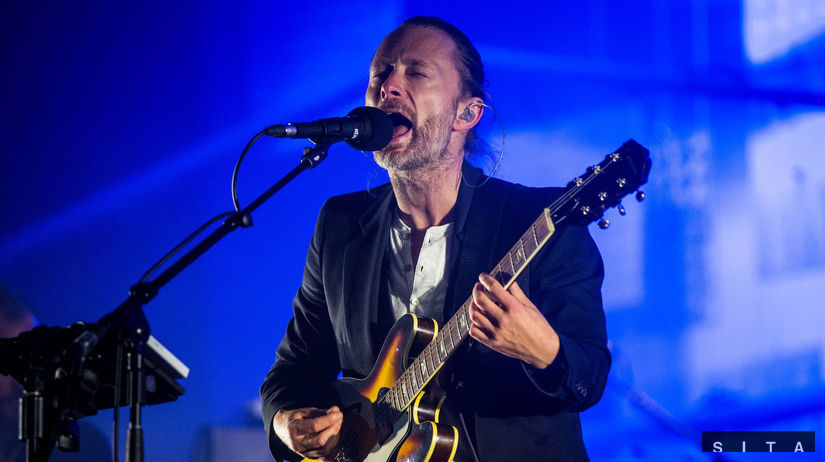 POHODA: Atoms for peace, Thom Yorke,